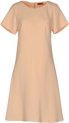 HUGO BOSS Knee-length dresses - Item 34780789XO