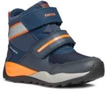 Geox Toddler's Orizont High-Top Sneakers