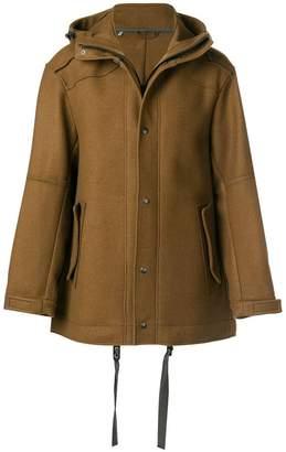 Lanvin loose long sleebed jacket