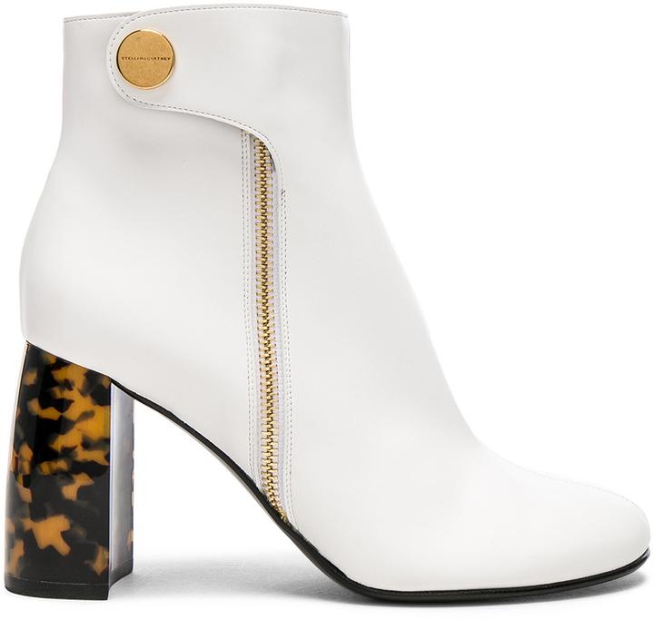 Stella McCartney Zip Ankle Boots