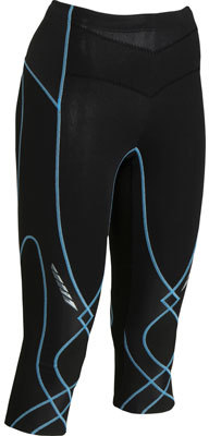CW-X Women's CW-X 3/4 Length Insulator Stabilyx Tights