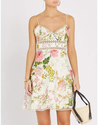 Zimmermann Heathers linen sun dress