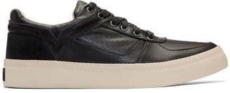 Diesel Black S-SPAARK Sneakers