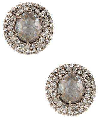 Carolee Nassau Nights Stone Clip-On Earrings