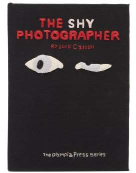 Olympia Le-Tan Olympia Le Tan The Shy Photographer Embroidered Book Clutch - Womens - Black Multi