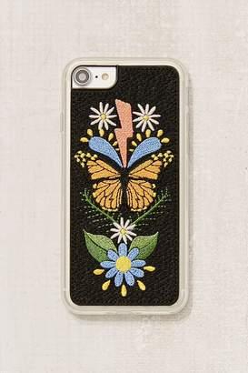 Zero Gravity Monarch Embroidered iPhone 7/6 Case