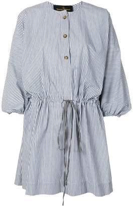 Vivienne Westwood (ヴィヴィアン ウエストウッド) - Vivienne Westwood Anglomania ストライプ シャツドレス
