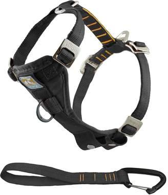 Kurgo Enhanced Strength Tru-Fit Smart Harness with Seatbelt Tether