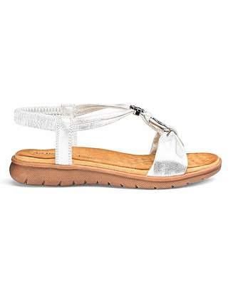 766725a1e5 Fauve by Fantasie Heavenly Feet Strappy Sandals E Fit