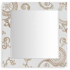 Surya Catamarca Transitional Square Mirror