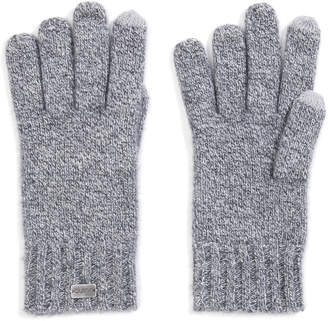 Quinn Cashmere Touchscreen Gloves
