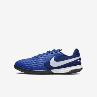 Nike Little/Big Kids Indoor/Court Soccer Shoe Jr. Tiempo Legend 8 Academy IC