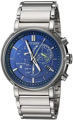 Citizen Men's Eco-Drive Proximity Smart Watch