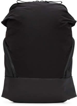 Côte and Ciel Black Memory Tech Timsah Backpack