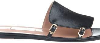 L'Autre Chose L`autre Chose Buckle Flat Sandals