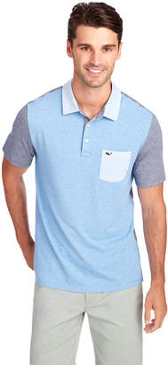 Vineyard Vines Solid Party Edgartown Polo