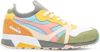 Lc23 N9000 Saturno Corduroy Sneakers