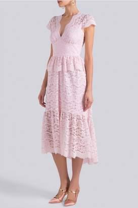 Temperley London Lunar Lace Dress