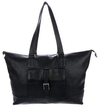 DKNY Large Textured Leather Tote