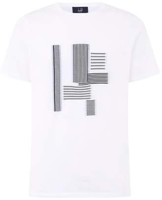 Dunhill Stripe Print T-Shirt