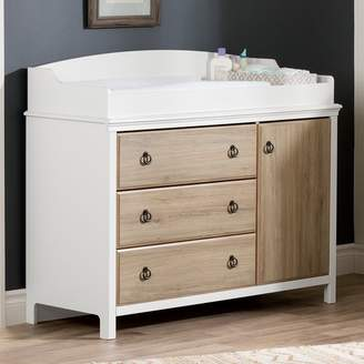 Catimini South Shore Changing Table with Removable Changing Station