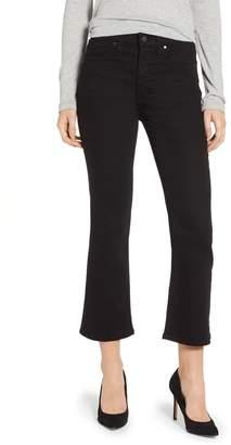 Caslon Kick Flare Crop Jeans