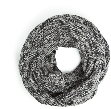 MANGO Outlet Flecked Knit Snood