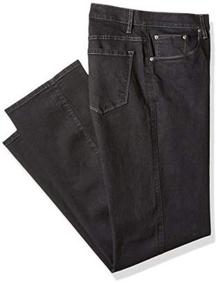 Savane Men's Big and Tall Active-Flex Stretch-Denim Jean