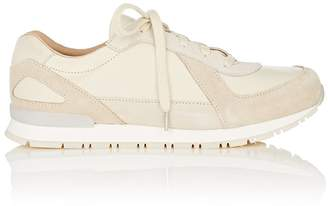Helmut Lang WOMEN'S SUEDE & LEATHER SNEAKERS