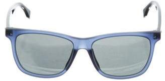 Fendi Wayfarer Mirror Sunglasses w/ Tags