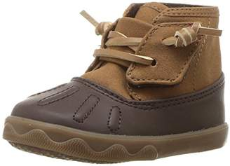Sperry Boys' Icestorm Crib Ankle Boot