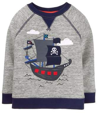 Gymboree Pirate Ship Pullover