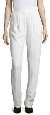 Haider Ackermann Linen Trouser Pants