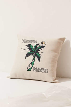 Urban Outfitters Chinatown Market For Whatever Forever Throw Pillow