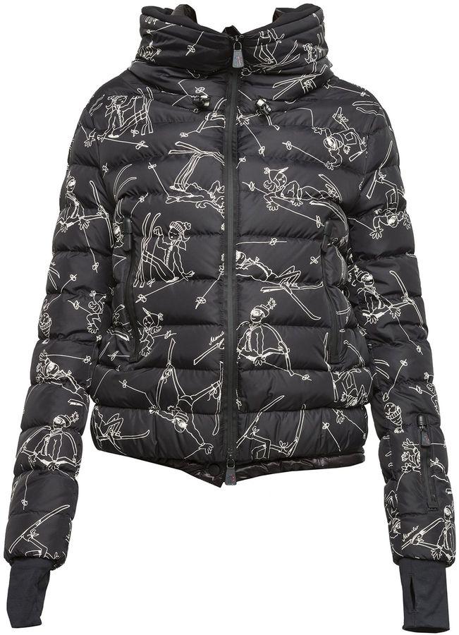 MonclerMoncler Grey Coat