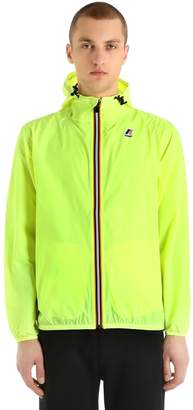 K-Way Le Vrai 3.0 Claude Packable Nylon Jacket