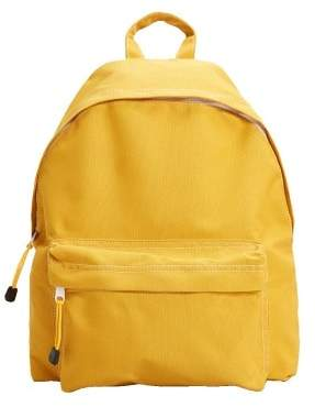 Mango Man MANGO MAN Basic canvas backpack