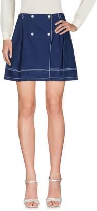MAISON KITSUNÉ Mini skirts - Item 35371271TL
