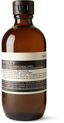 Aesop Parsley Seed Anti-Oxidant Facial Toner, 200ml - Green
