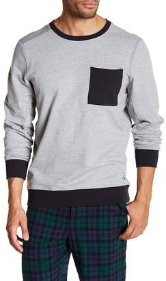 Pendleton Contrast Pullover