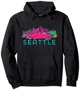 Seattle Washington Quote Idiom & Saying Men Women Hoodies