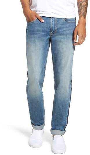 The Rail Slim Fit Side Stripe Jeans