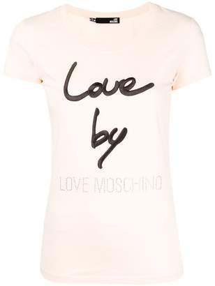 Love Moschino Love By T-shirt