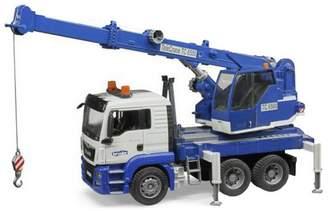 Bruder MAN TGS Crane Truck