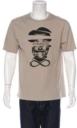 Undercover Paranoid Graphic T-Shirt