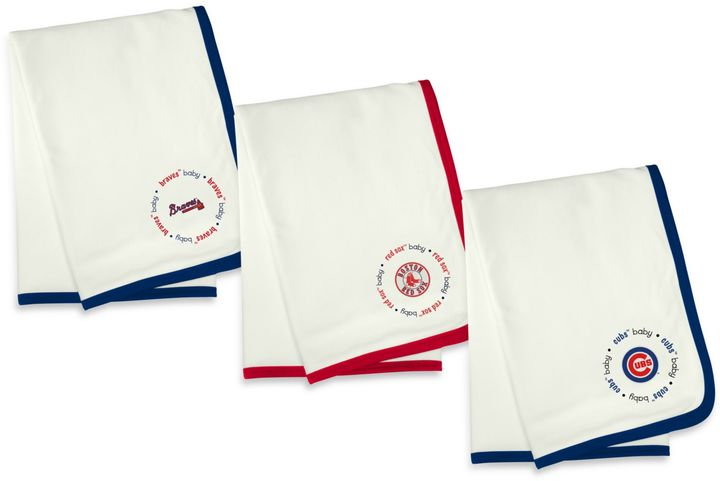 Baby Fanatic MLB® Receiving Blanket