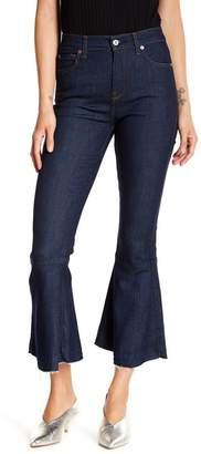 7 For All Mankind Priscilla Flare Hem Jeans