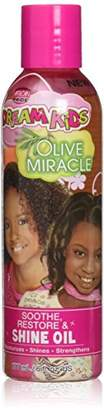 African Pride Dream Kids Olive Miracle Shine Oil