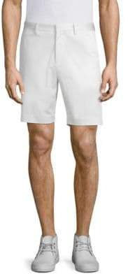 Theory Evan Cotton Shorts
