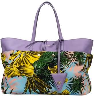 Versace Desert Palm Tote Bag